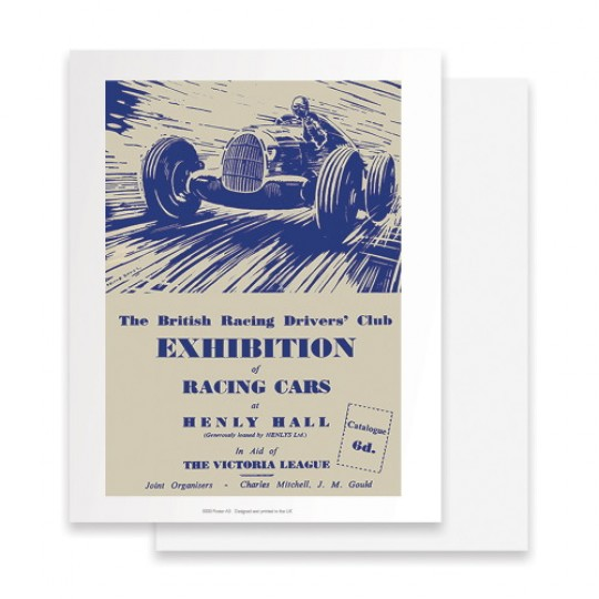 Henley Hall Exhibition Print