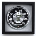Speedo Wall Clock - Austin Healey