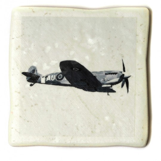 Spitfire Coaster Set