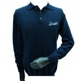 Suixtil Targa Pima Sweater Navy Blue