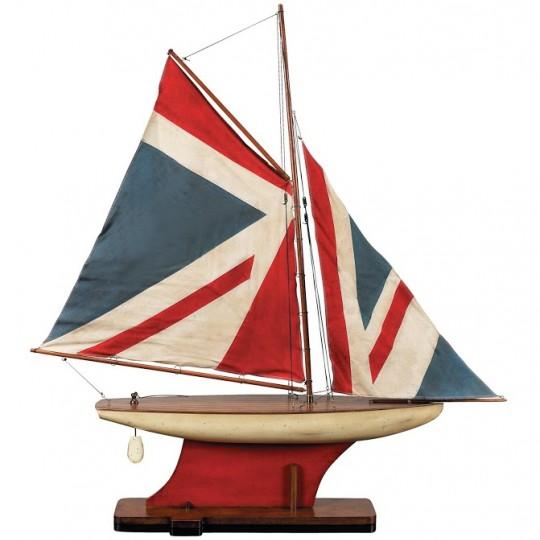 Union Jack Pond Yacht