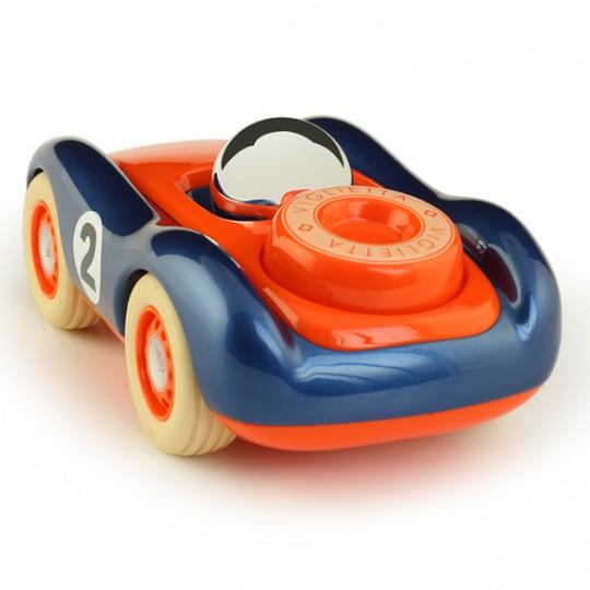 Viglietta Racing Car Orange and Blue