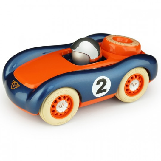 Viglietta Racing Car Orange and Blue
