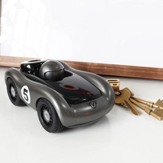 Viglietta Racing Car Metallic Grey
