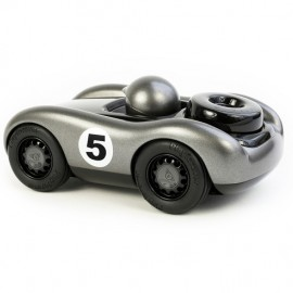 Viglietta Racing Car Metallic Grey