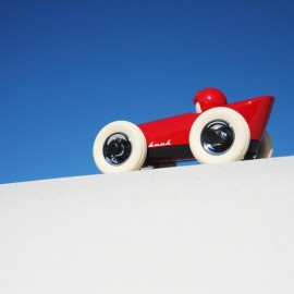 Midi Buck Racing Car Red