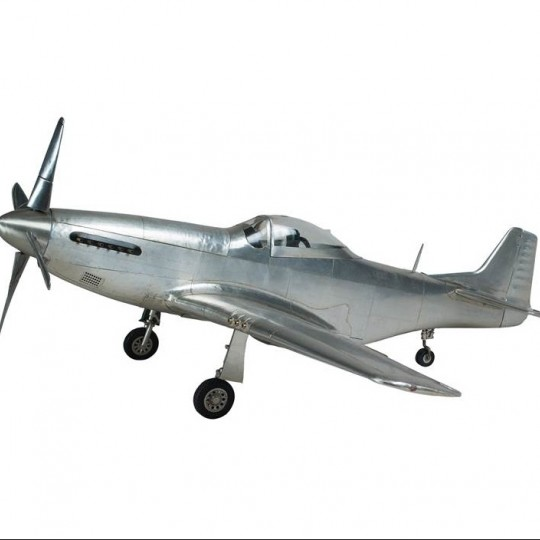 Aluminium Mustang
