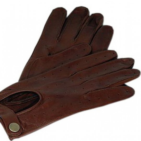 Driving Gloves - Open Back
