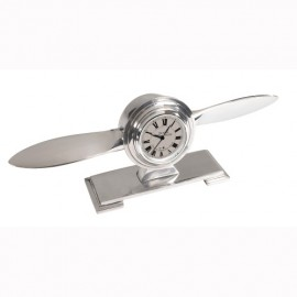 Propeller Desk Clock