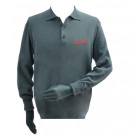 Suixtil Targa Pima Sweater Mid Grey