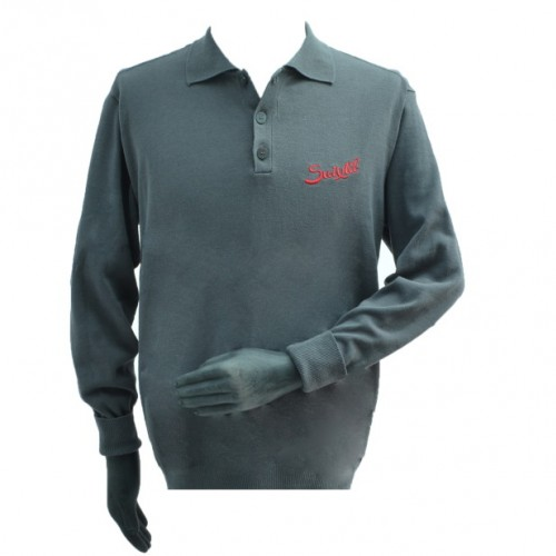 Suixtil Targa Pima Sweater Mid Grey