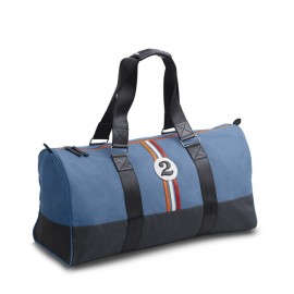 Racing Number Weekend Bag Blue No2