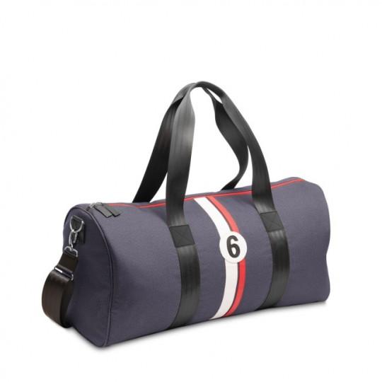 Racing Number Weekend Bag Grey No6