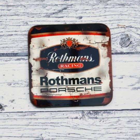 Rothman's Porsche Coaster
