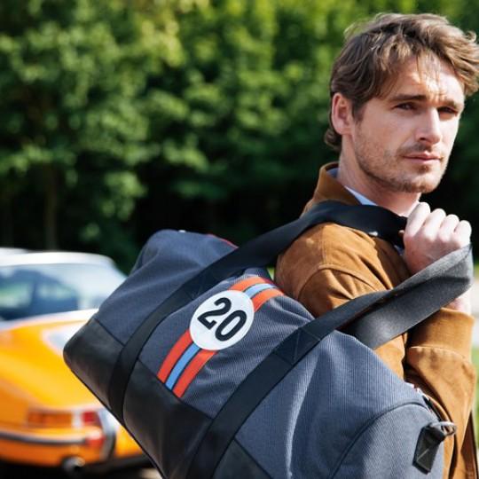 Racing Number Weekend Bag Blue No20