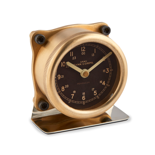 Sherman Desk Clock