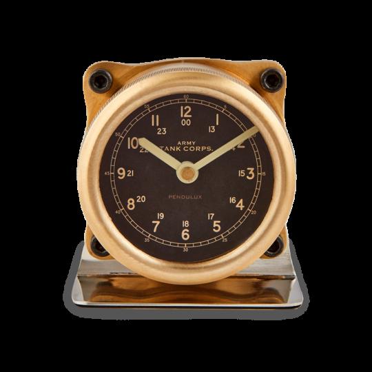 Sherman Desk Clock