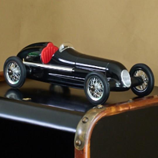Silberpfeil Black Desk Racer