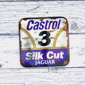 Silk Cut Jaguar Coaster