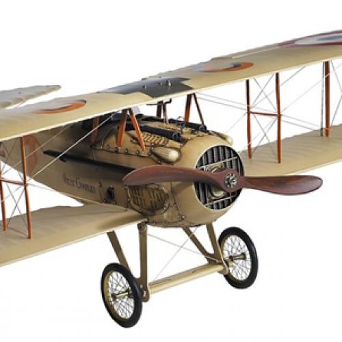 Spad French Bi-Plane