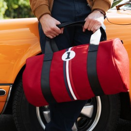 Racing Number Small Holdall Red No1
