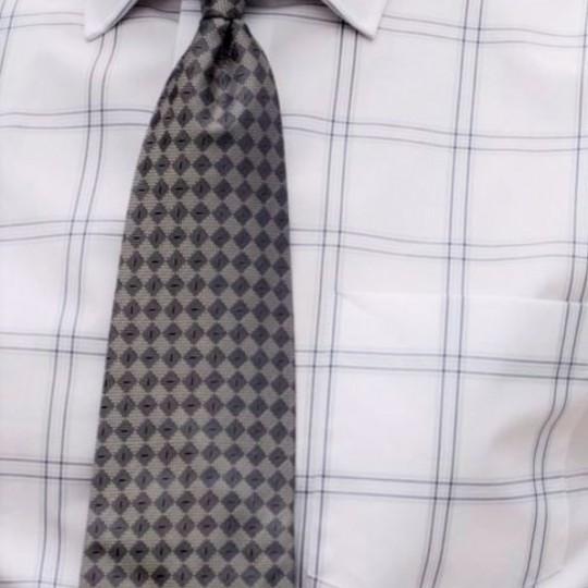 Suixtil Silver/Blue Tie