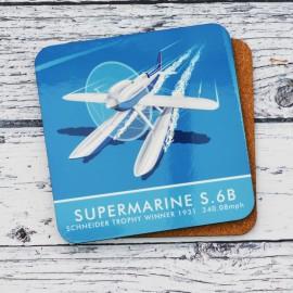 Supermarine S.6B Coaster