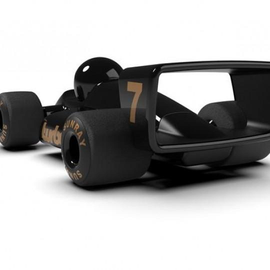Playforever Turbo Jet Black