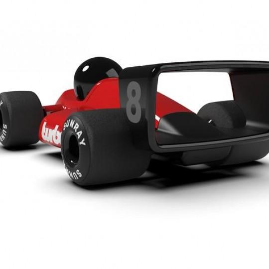 Playforever Turbo Laser Red