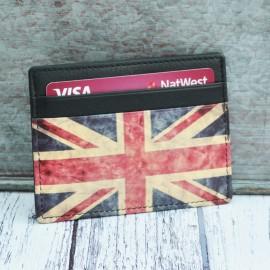 Union Jack Card Case