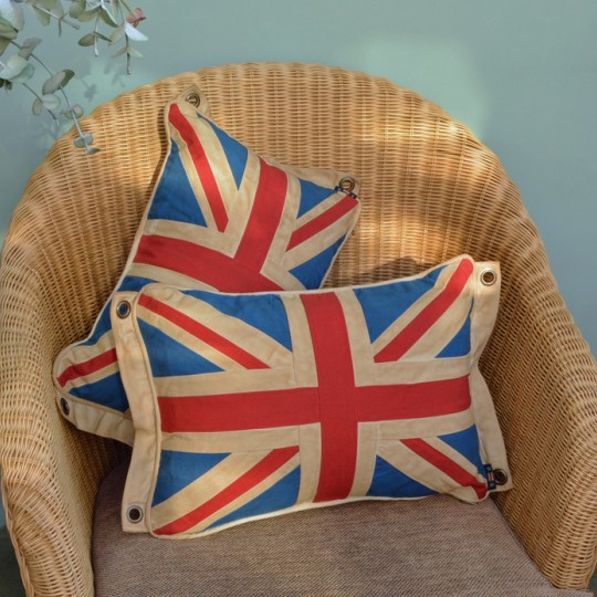 Small Union Jack Cushion