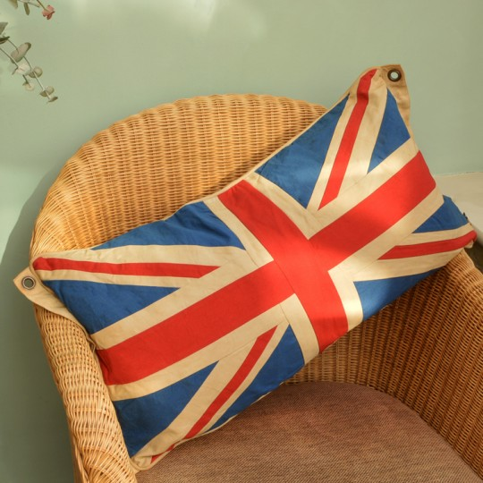 Large Union Jack Cushion