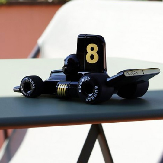 Velocita Formula 1 Racing Car Black