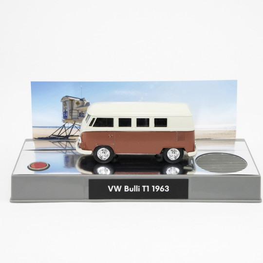 VW Bulli Camper Van Advent Calendar
