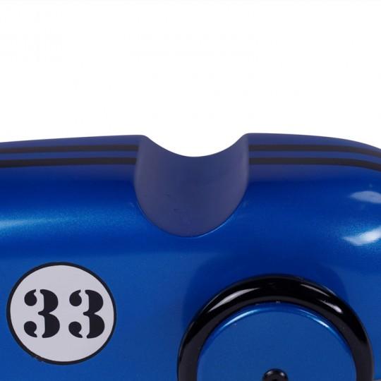 Mahogany Racing Car Blue